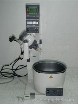 Buchi Rotovapor R-205 with V-800 Vacuum Controller and B-490 Heating Bath