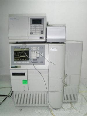 Waters Alliance 2695 Separations Module with 2487 Dual Lamda Absorbance Detector