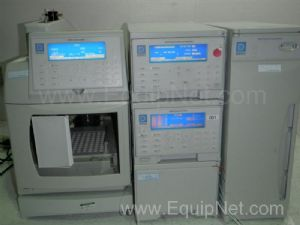 Dionex HPLC System with Column Oven and ED40 Electro Chemical Detector