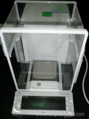 Mettler Toledo AT200 Max 205g Enclosed Precision Balance