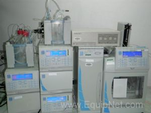 Dionex HPLC System with Column Oven and AD25 Absorbance  Detector and Two Pumps