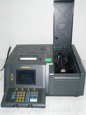 Thermo Electron Spectronic Genesys2 with Color LCD UV-VIS Spectrophotometers