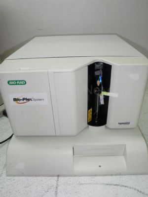 Luminex XYP and 100 BioPlex Cell Count Sorting Flow Cytometry System