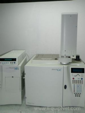 Thermo Finnigan Quest GC/MS Gas Chromatograph Mass Spectrometer and AS2000 Autosampler