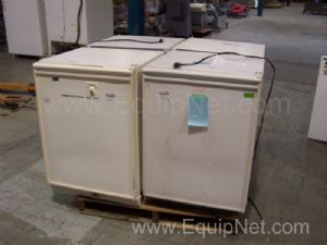 Lot of 4 Uline Refrigerators