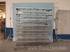 Lab Products 35 Section Rodent Rack