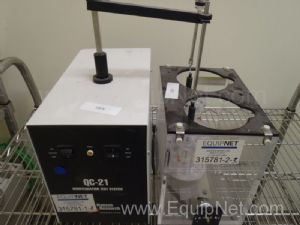Hanson Research QC-21 Disintegration Tester