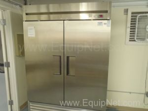 True T49 Double Door Refrigerator