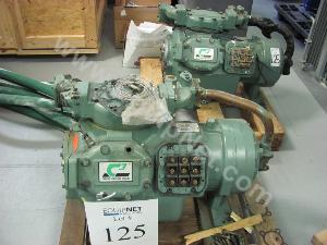 Lot of (2)Carlyle Compound Cooling Compressors
