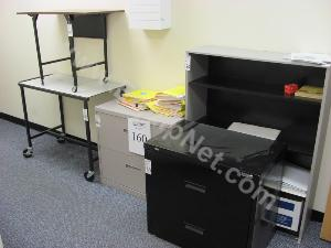 Lot of Misc. Office Furniture