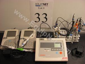 Lot of (3)PH Meters