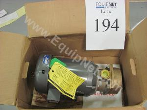 Kinney High Vacuum Pump