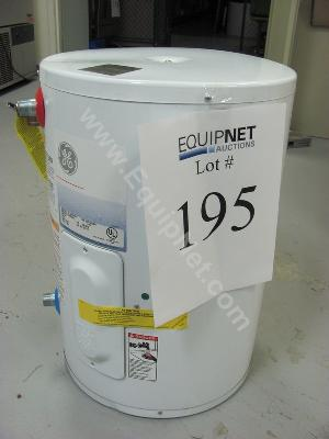 GE 10 Gallon Electric Water Heater