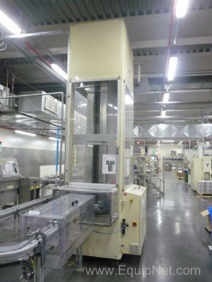 PRB Packaging Systems Buffer Accumulator Year 2003