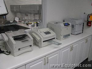 Assorted Fax Machines & Printers