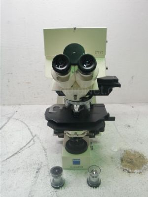 Carl Zeiss 451889 Axiophot Epifluorescence Microscope