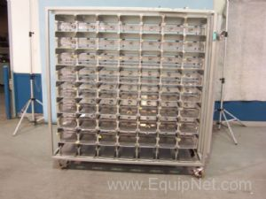 Lab Products Inc. 112 Section Rodent Rack