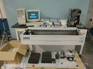 Bohdan Automation  Automated Labeling Workstation