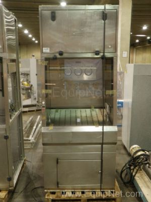 Containment Booth Systems Stainless Steel Downdraft Booth