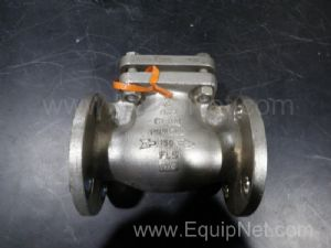 Powell Two Inch Check Valve