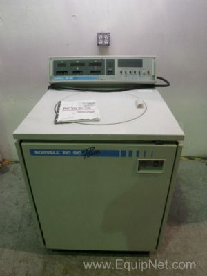 Sorvall RC-5Cplus Superspeed Centrifuge