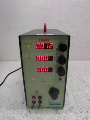 Hoefer Scientific PS3000 DC Power Supply