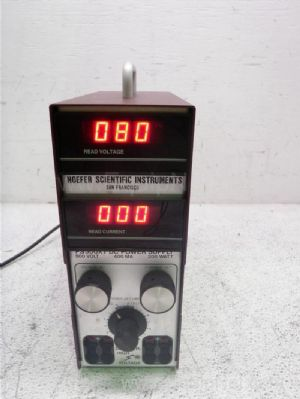 Hoefer Scientific PS500 DC Power Supply