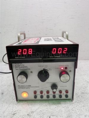 Hoefer Scientific PS250 DC Power Supply