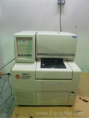 Beckman Coulter P/ACE MDQ Capillary Electrophoresis System