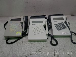 Lot of 6 Biomedic Data Systems DAS5002 Programmable ID Data Acquisition Notebooks
