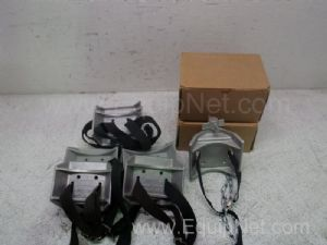 Lot of 10 Assorted Bench Clamps