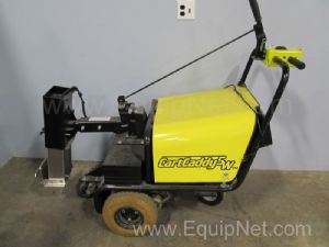 DJ Products CartCaddy 5w Industrial Electric Cart Puller