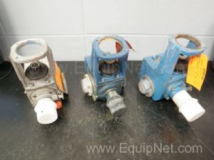 Lot of 3 Bran & Lubbe Spray Pump Gearbox