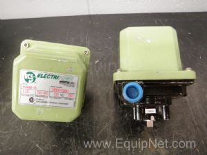 Lot of 2 Electric Power Electric Actuator