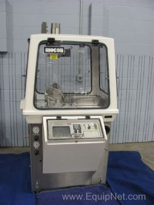 Mocon Vericap 2110A Weighing System