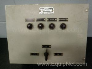 Master Control Systems Inc Control Box