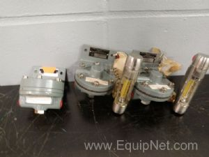 Moore Products Co Lot of 3 Constant Differential Relays