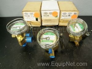 Lot of 3 Expansion Valves
