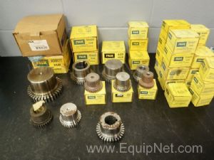 Lot of 34 Assorted Couplings
