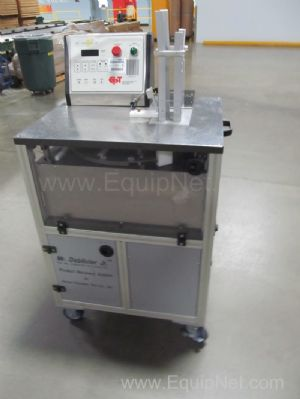 Gemel Precision Mr. Deblister Jr. Product Recovery Deblistering Machine
