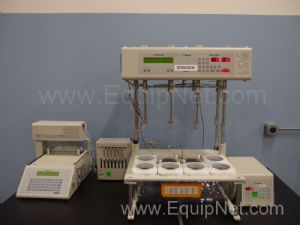 Varian VK7010 Dissolution System with Auto Sampler