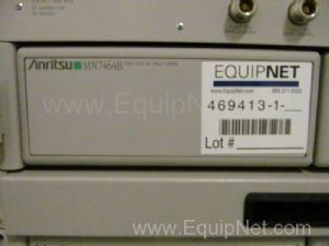 Anritsu MN7464B Filter Unit For 1843/1748 MHz