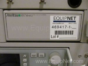 Anritsu MN7464A3 Filter Unit For 941/896 MHz