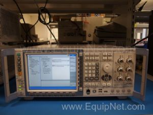 Rohde and Schwarz CMW 500 Wideband Radio Communication Tester - Dual Front End