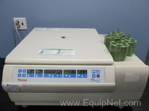 Sorvall Legend RT Refrigerated Bench Top Centrifuge