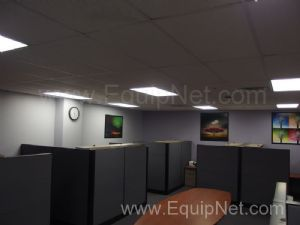 Lot Of Approx 8 Office Cubicles