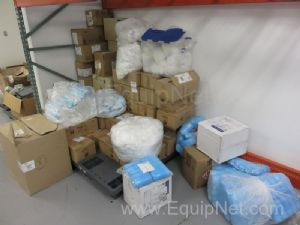Lot of PPE Consumables , lab coats, Shoe Covers , Hairnets