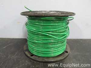 636518 Lot Of 8 Various Spools Of Electrical Cable