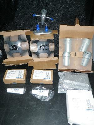 Eppendorf Unused Rotors and Buckets for 5702R Refrigerated Benchtop Centrifuge