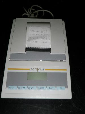 Sartorius Instrument Or Balance Printer